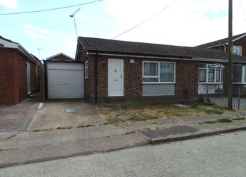 Thumbnail 1 bed semi-detached bungalow to rent in Church Parade, Canvey Island