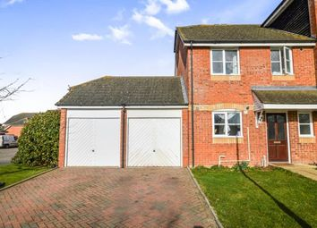 Thumbnail 3 bed end terrace house for sale in Surtees Close, Ashford, Kent, United Kingdom