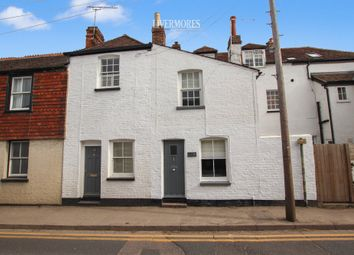 High Street, Wingham, Canterbury, Kent CT3. 3 bed end terrace house for sale