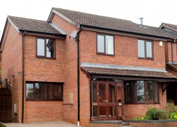 Thumbnail 4 bedroom detached house for sale in Gloucester Way, Bewdley