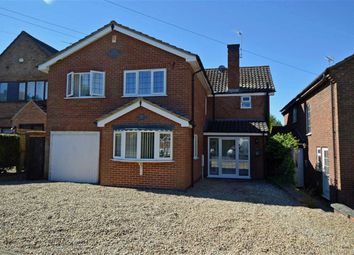 Thumbnail 5 bed detached house for sale in Forest Rise, Thurnby, Leicester