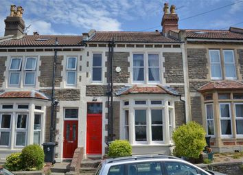 Thumbnail 3 bed terraced house for sale in Longfield Road, Bishopston, Bristol