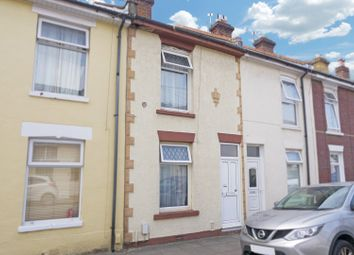 Thumbnail 2 bedroom terraced house for sale in Newcomen Road, Portsmouth