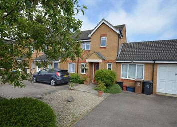 Thumbnail 3 bed end terrace house for sale in Orwell Avenue, Stevenage