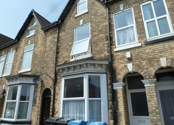 Thumbnail 7 bed terraced house for sale in Grafton Street, Kingston Upon Hull