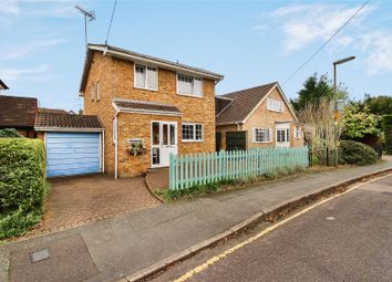 Thumbnail 4 bed detached house for sale in Horsell, Woking, Surrey
