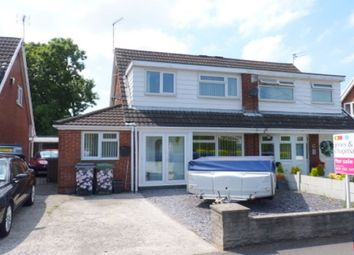 4 bed semi-detached house to rent in Hillary Road, Eastham, Wirral CH62