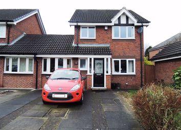 Thumbnail 3 bedroom detached house for sale in Stonechat Close, Droylsden, Manchester