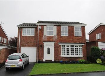 Thumbnail 4 bedroom detached house for sale in Grosvenor Court, Chapel Park, Newcastle Upon Tyne
