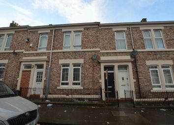 Thumbnail 3 bed flat for sale in Tamworth Road, Arthurs Hill, Newcastle Upon Tyne