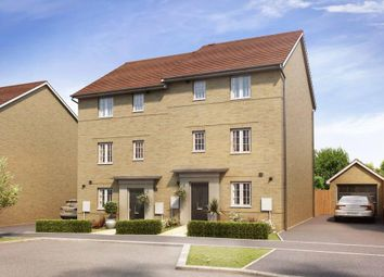 "4 bed semi-detached house for sale in ""Hythie"" at Marsh Lane, Harlow CM17"