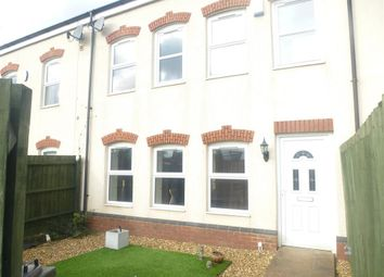 Thumbnail 3 bed terraced house for sale in Redwell Road, Wellingborough