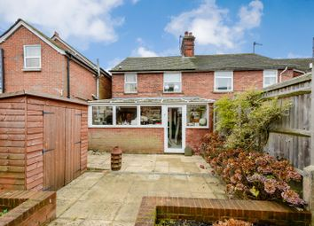 Thumbnail 2 bed semi-detached house for sale in West Street, Haslemere