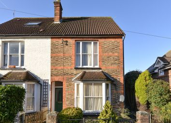 Thumbnail 3 bed semi-detached house to rent in Nutley Lane, Reigate