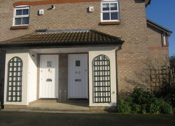 Thumbnail 1 bed semi-detached house to rent in Canterbury Close, Banbury