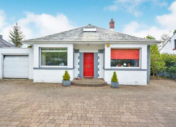 Thumbnail 4 bed detached bungalow for sale in Queensferry Road, Edinburgh