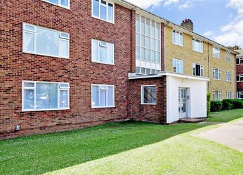 Thumbnail 2 bed flat for sale in Meadway Court, Southwick, Brighton, West Sussex