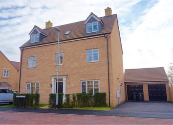 Thumbnail 5 bedroom detached house for sale in Hillfield Road, Oundle