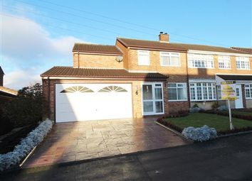 Thumbnail 3 bed property for sale in Delph Park Avenue, Ormskirk
