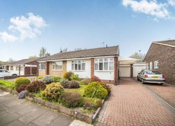 Thumbnail 2 bedroom bungalow for sale in Elsdon Court, Whickham, Newcastle Upon Tyne
