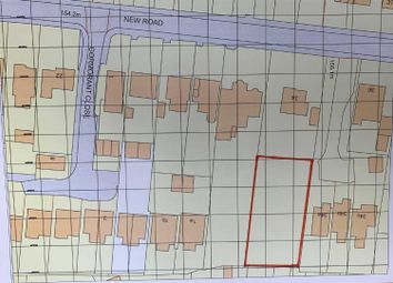 Thumbnail Land for sale in New Road, Brownhills, Walsall
