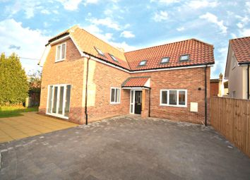 Thumbnail 3 bed detached house to rent in High Road, Trimley St. Mary, Felixstowe