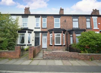 Thumbnail 2 bed terraced house for sale in Princess Road, Prestwich, Manchester