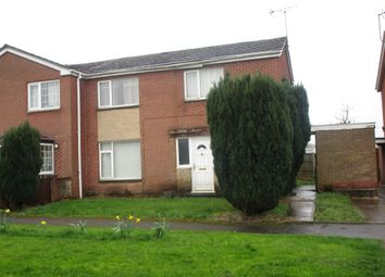 Thumbnail 3 bed semi-detached house for sale in Smeath Lane, Clarborough, Retford