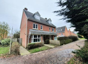 Thumbnail 4 bed semi-detached house to rent in Lapwing Way, Four Marks, Alton