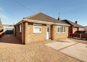 Thumbnail 3 bed detached bungalow for sale in Shelroy Close, Scunthorpe