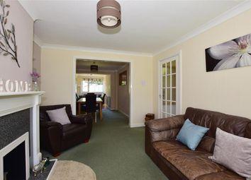 Thumbnail 3 bed semi-detached house for sale in Parham Close, Rustington, West Sussex