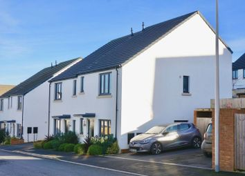 Thumbnail 3 bed semi-detached house for sale in Little Marsh Road, Okehampton