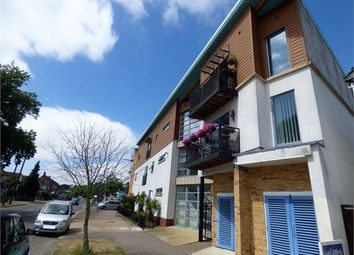 Thumbnail 2 bed flat for sale in Eastwood Road North, Leigh On Sea, Leigh On Sea