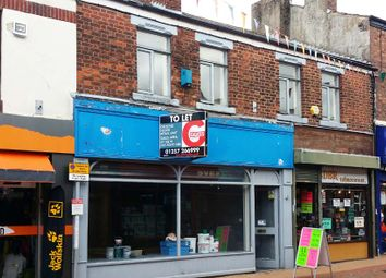 Thumbnail Retail premises to let in Chapel Street, Chorley, Lancashire