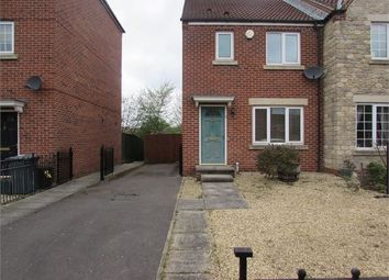 Thumbnail 3 bed end terrace house for sale in Waterside View, Conisbrough, Doncaster