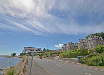 Thumbnail 2 bedroom flat for sale in Shore Road, Innellan, Dunoon