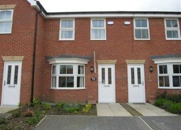 Thumbnail 2 bed town house to rent in Captains Close, Goole