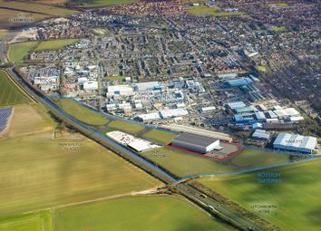 Thumbnail Light industrial to let in Greenfield, Royston