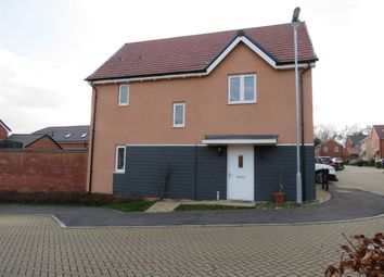 Thumbnail 3 bed detached house for sale in Linacre Road, Basingstoke