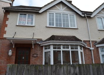 Thumbnail 3 bed semi-detached house to rent in Western Avenue, Ashford