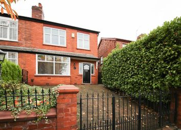 Thumbnail 3 bed semi-detached house for sale in Walkden Avenue, Swinley, Wigan