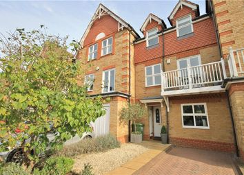 Thumbnail 4 bed terraced house for sale in Chiltern Close, Staines-Upon-Thames, Surrey