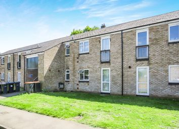 Thumbnail 2 bedroom flat for sale in Peachs Close, Harrold, Bedford