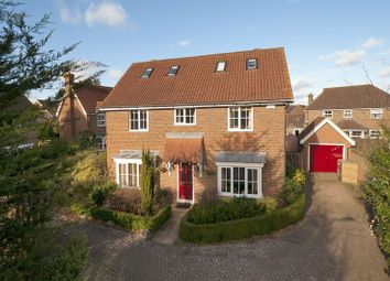 Thumbnail 5 bed detached house for sale in The Violets, Paddock Wood, Tonbridge