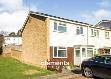 Thumbnail 3 bed end terrace house for sale in Downside, Hemel Hempstead