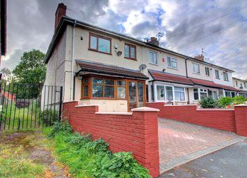 Thumbnail 3 bed semi-detached house for sale in Ryland Road, Erdington, Birmingham