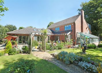 Thumbnail 4 bed detached house for sale in Trenchard Avenue, Calne