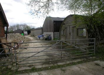 Thumbnail Property for sale in Outbuildings At Corner Farm, Banyards Green, Laxfield, Suffolk