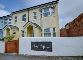 Thumbnail 3 bed end terrace house to rent in Golf Links Road, Westward Ho!