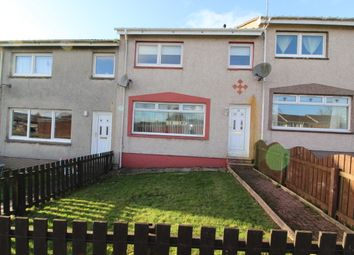 Thumbnail 3 bed terraced house for sale in Lorraine Road, Caldercruix
